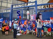 Rangers-Feyenoord in teken van 'leader en legend' Ricksen