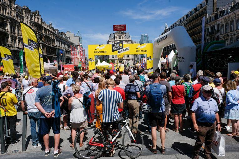 Ronde van Frankrijk Fandorp