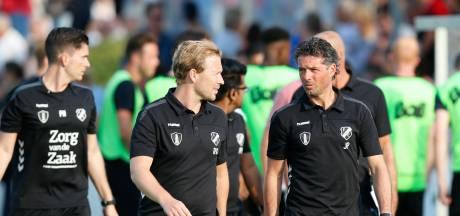 Andere rol trainer De Jong bij FC Utrecht
