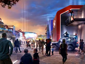 IN BEELD. Disneyland Paris gunt eerste blik op hotel en themagebied van Marvel