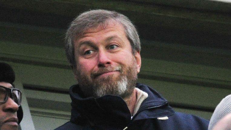 Chelsea-eigenaar Roman Abramovich. Beeld