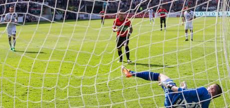 NEC degradeert naar eerste divisie
