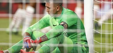 Wesley Sneijder na show PSV: 'Ik ben me kapotgeschrokken van Galatasaray'