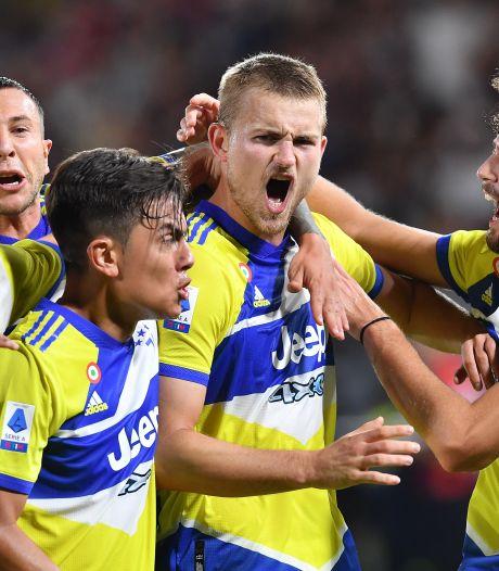 Matthijs de Ligt vervult hoofdrol bij Juventus