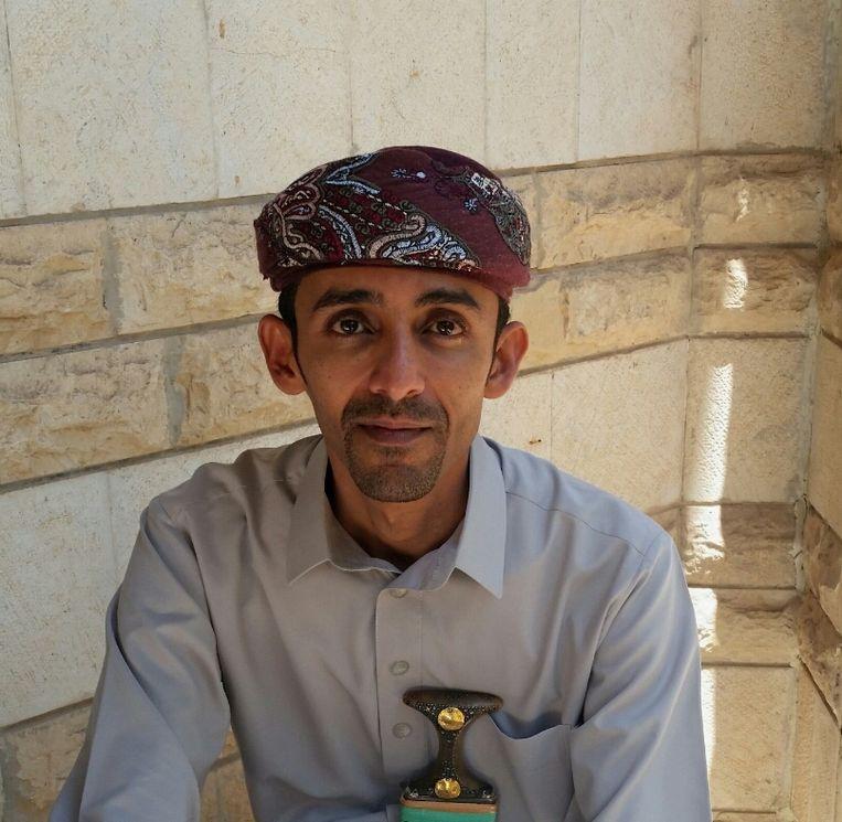De kinderen van Hisham al-Omeisy mogen niet naar buiten. Nooit. Omdat het te gevaarlijk is. Beeld Hisham al-Omeishy