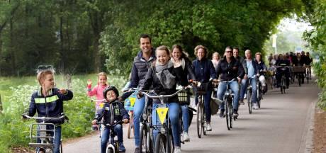Fietsvierdaagse Hoeven: routes downloaden en leuke foto's maken
