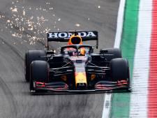 Verstappen op tweede startrij: Hamilton en verrassende Pérez zijn sneller