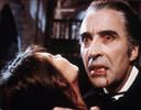 Christopher Lee als Dracula