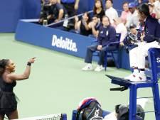 """""""C'est Serena qui doit s'excuser auprès de l'arbitre et non l'inverse"""""""