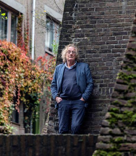 Veertig jaar geleden verscheen het eerste boek van Thomas Verbogt: 'Ik móest wel schrijver worden'