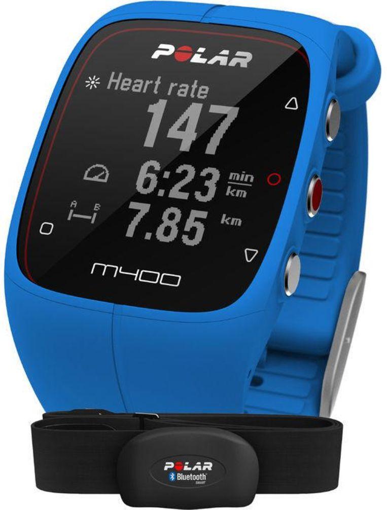Een horloge van Polar om allerlei gegevens bij te houden. Handig, maar niet per se veilig, zo blijkt.