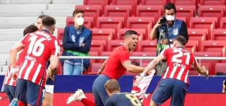 Du suspense jusqu'au bout en Liga: le Real reste en course, Carrasco et Suarez héros de l'Atletico
