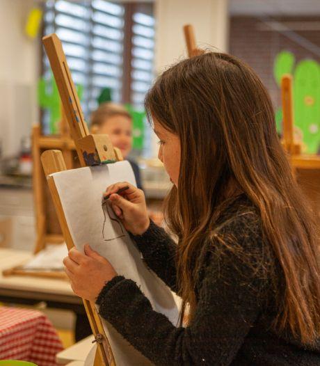 Basisschool Wilgenhof eerste Zeeuwse school met cultuurplan: 'Hoe maak je zelf een mooie film?'
