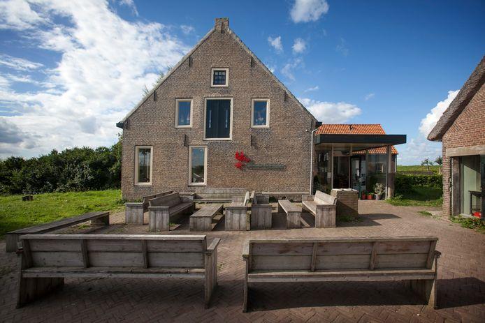 Het Rien Poortvliet Museum op Tiengemeten.