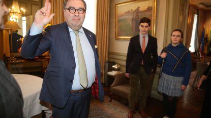Christoph D'Haese krijgt tweede plaats op N-VA-lijst Kamer, Sarah Smeyers verhuist naar Vlaams parlement