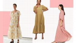 Voor zon én regenweer: dit zijn de mooiste oversized jurken du moment