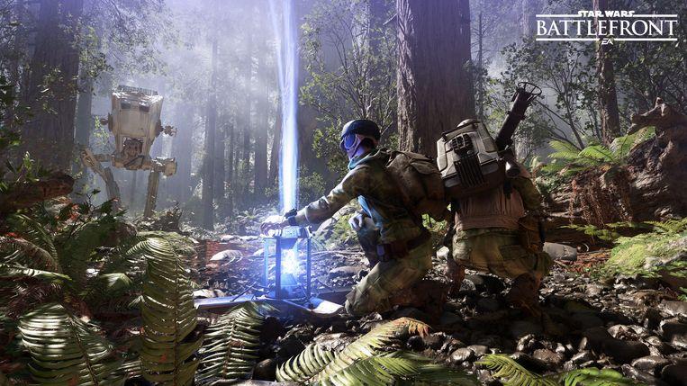 null Beeld Electronic Arts