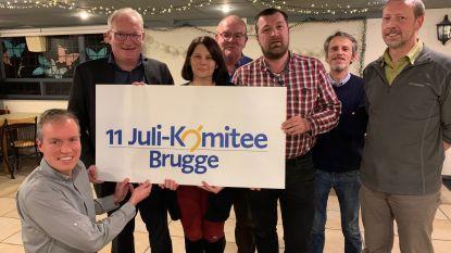 Nieuw 11 Juli-komitee gaat drie dagen lang Vlaamse feestdag vieren