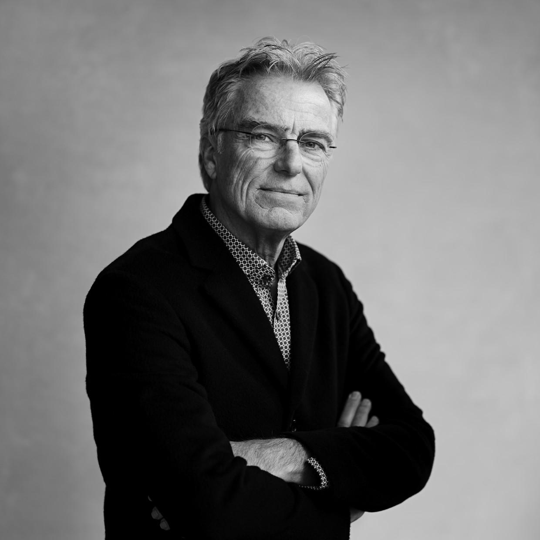 Rob Trip: 'Ik zie interviewen als schaken: als hij linksaf gaat, ga ik dát zeggen. Maar als hij rechtsaf gaat, heb ik andere dingen paraat.' Beeld