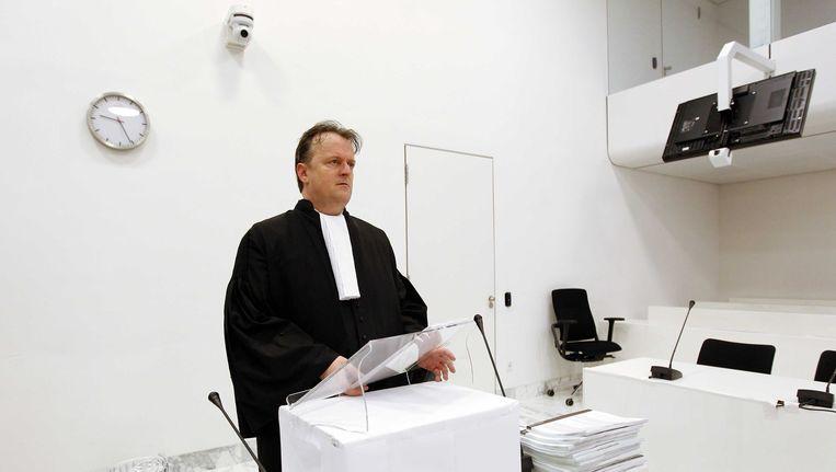 Advocaat Richard Korver Beeld anp
