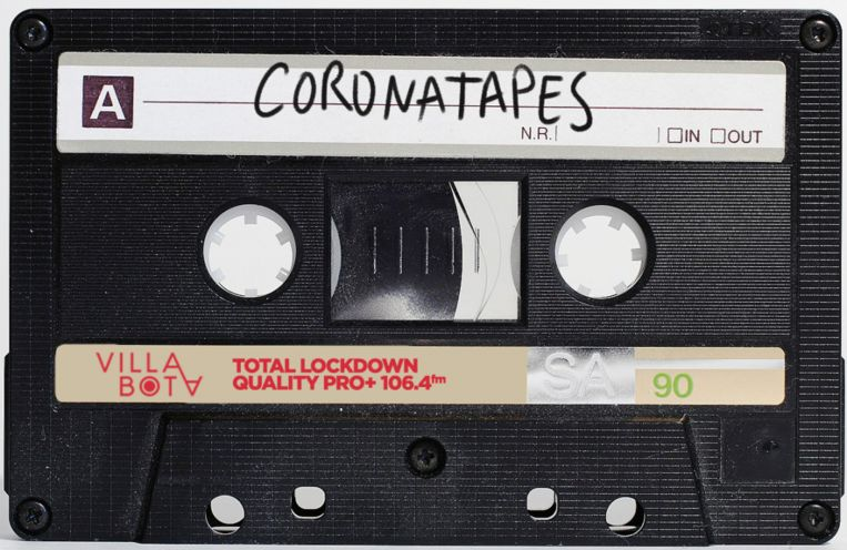 Villa Bota, de jongerenradio die aan Het Entrepot verbonden is, doet een oproep naar iedereen om mixtapes in te zenden. Beeld RV