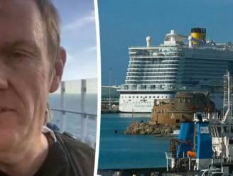 6.000 mensen tijdlang vast op cruiseschip na mogelijke corona-besmetting: Belg getuigt over situatie aan boord