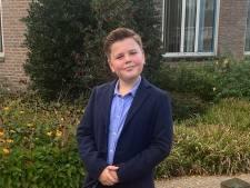 Fedde (10) heeft al volop plannen als eerste kinderburgemeester van Molenlanden