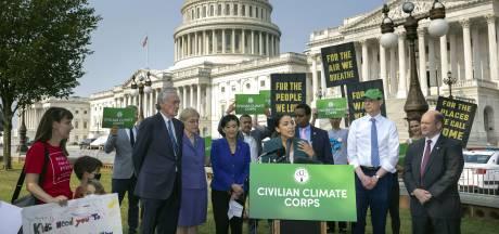 Lang wuifde rechts Amerika klimaatprobleem weg, maar er is iets aan het schuiven