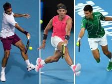 Federer, Nadal, Djokovic... Qui est le GOAT du tennis? Ce que disent les chiffres