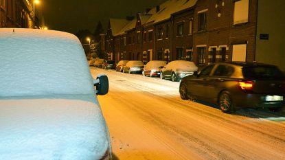 """""""Lokaal tot 15 centimeter sneeuw mogelijk"""", code oranje in bepaalde delen van het land: ochtendspits dreigt in het honderd te lopen"""