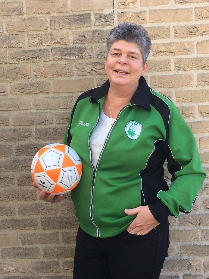 Brenda Voortman is de nieuwe hoofdtrainer van 'haar' club ASVD.