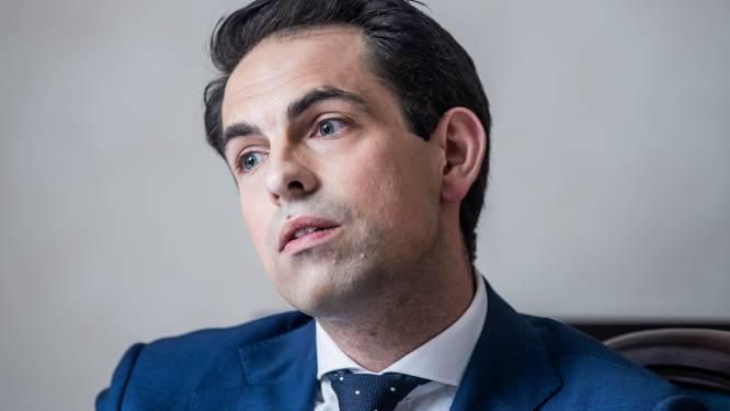 """Tom Van Grieken spreekt over 'dominant' blank Vlaanderen: """"Zijn uitspraken zijn een aanval op de mensenrechten"""""""