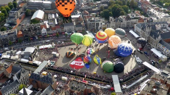 Afgeslankte Vredefeesten op komst: geen ballons op Grote Markt, geen Ballonloop, wel optredens in afgesloten zones en wereldmarkt