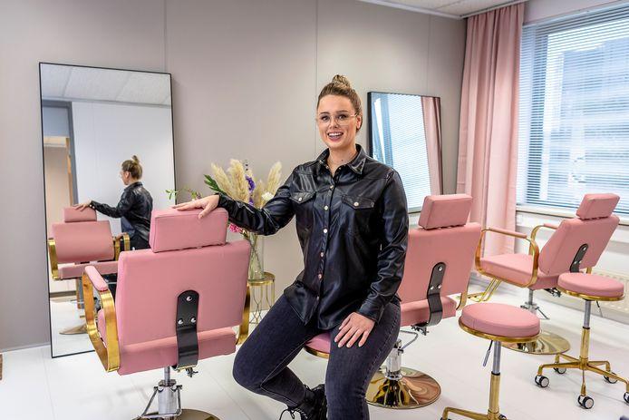 Marjolein Verhart heeft de nodige BN'ers als fan van haar cosmeticaproducten.