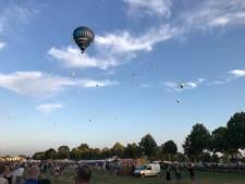 Ballonvaart  voor zieke kinderen bij Balloonfair Staphorst