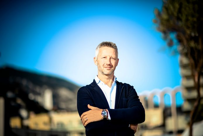 L'agent de joueurs, Didier Frenay