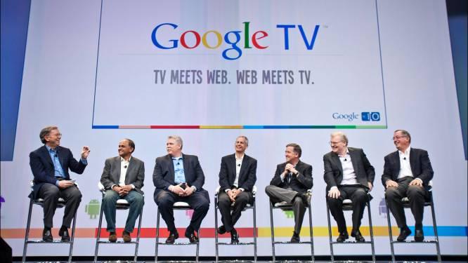Apple en Google willen als kabelaars tv-markt veroveren