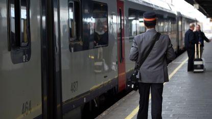 """Treinconducteur eist wagon voor zichzelf op: """"Onaanvaardbaar dat tientallen reizigers recht moesten staan"""""""