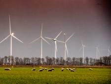 Zestien insprekers over windmolens bij Lith, maar raad Oss bespreekt het onderwerp niet eens