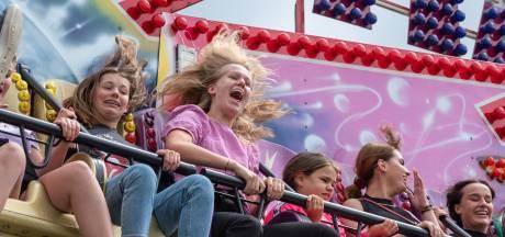Eindelijk kan het weer! Zwieren, zwaaien en rondjes draaien op de XXL-kermis in Nijkerk