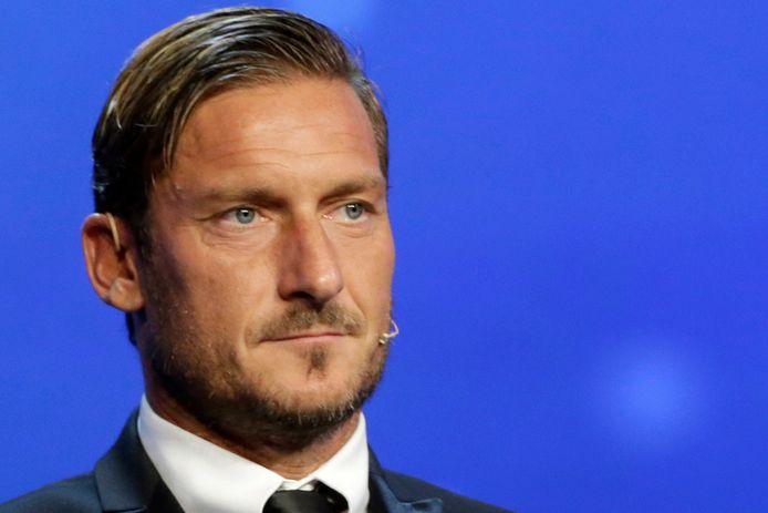 Francesco Totti (archives).