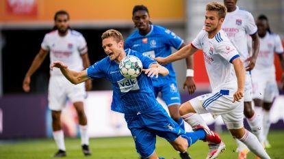 AA Gent onderuit in oefenwedstrijd tegen sterk Olympique Lyon