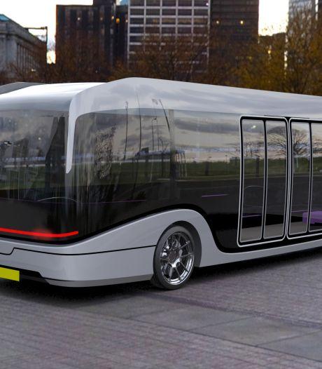 Regio krijgt 30 miljoen voor ontwikkeling Brainportlijn: zelfrijdende elektrische bussen