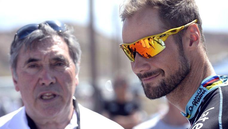 Tom Boonen verkent de Omloop niet Beeld PHOTO_NEWS