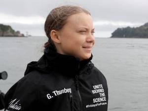 """Polémique autour du voyage de Greta Thunberg: """"Tous les vols de l'équipe sont compensés"""""""