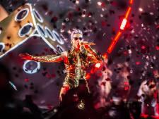 Show Katy Perry mist vaart, ondanks alle spektakel