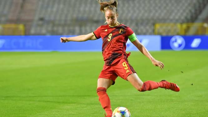 "Tessa Wullaert satisfaite du rendement offensif mais ""pas contente du bilan de 4/6"""