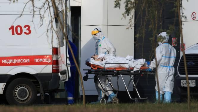 Moskou neemt opnieuw maatregelen tegen coronavirus: ongevaccineerde 60-plussers moeten komende vier maanden thuisblijven, weer meer thuiswerk