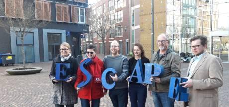 Poppodium Escape is verdwenen uit Veenendaal, maar die herkenbare letters krijgen een tweede leven