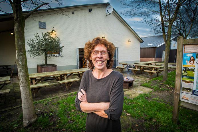 Carla Koenderink, voorzitter van de nieuwe Stichting Oncologisch Ontmoetingscentrum Camino.